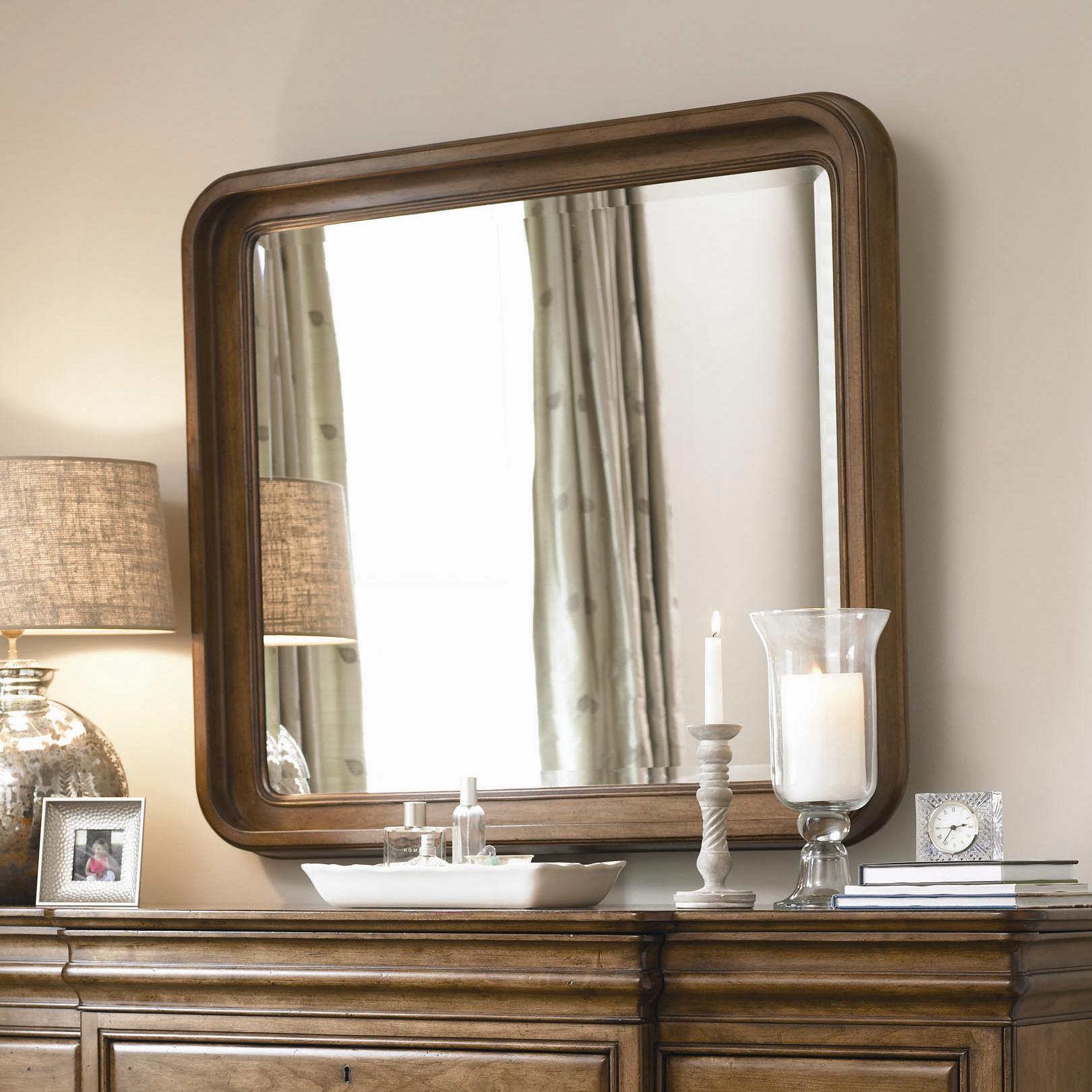 Wittman & Co. Newton Falls Newton Falls Mirror - Item Number: 07104M