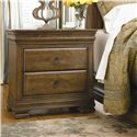 Universal New Lou Night Stand - Item Number: 071355