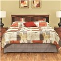 Perdue 11000 Series Full/Queen Bookcase Headboard - Item Number: 11030B