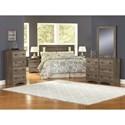 Perdue 13000 Series Queen/Full Bedroom Group - Item Number: 13000 Q-F Bedroom Group 3