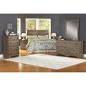 Perdue 13000 Series Twin Bedroom Group - Item Number: 13000 T Bedroom Group 1