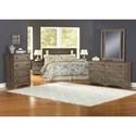 Perdue 13000 Series Twin Bedroom Group - Item Number: 13000 T Bedroom Group 2