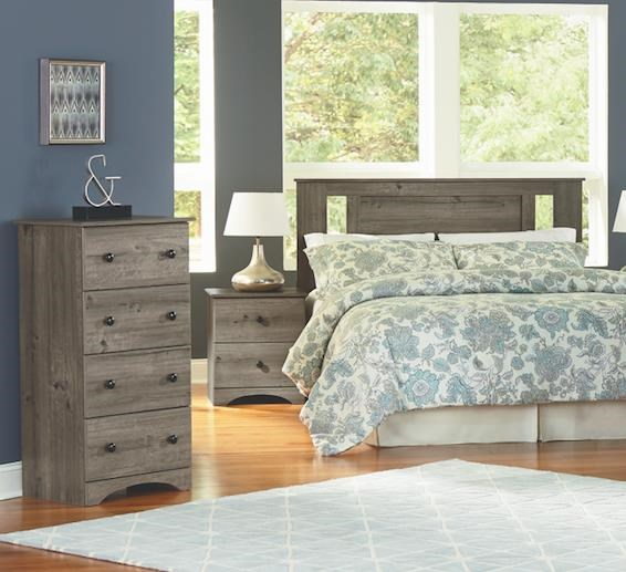 3 Piece Full Bedroom Group