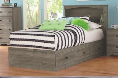 Twin Storage Bed Base