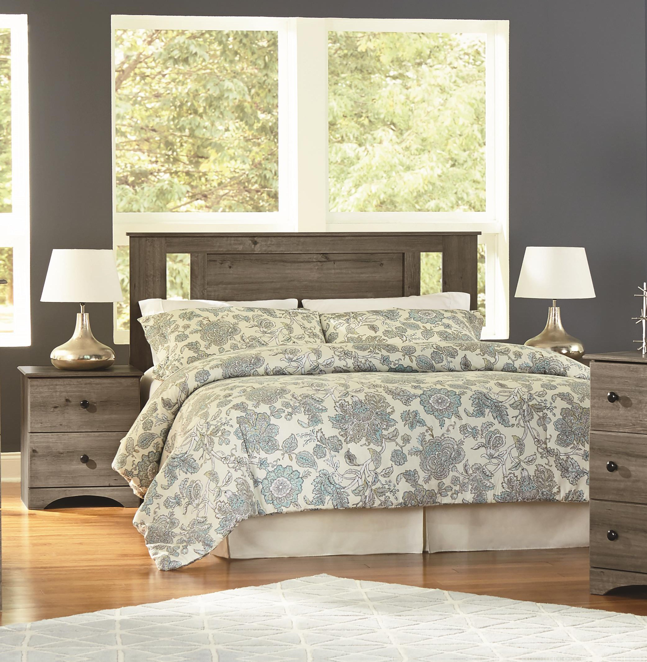 Twin Panel Headboard Package