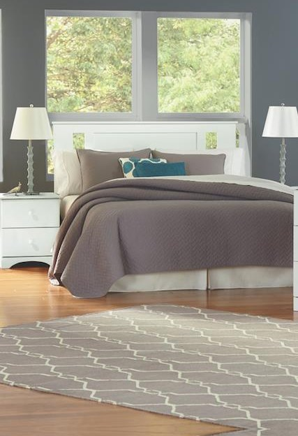 3 Piece Full Bedroom Group with Chesser