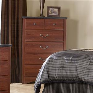 Perdue 30000 Series 5-Drawer Chest