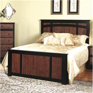 Perdue 49000 Series Queen Bed