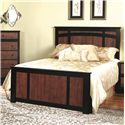 Perdue 49000 Series Queen Bed - Item Number: 49030+49030FB+66030BR
