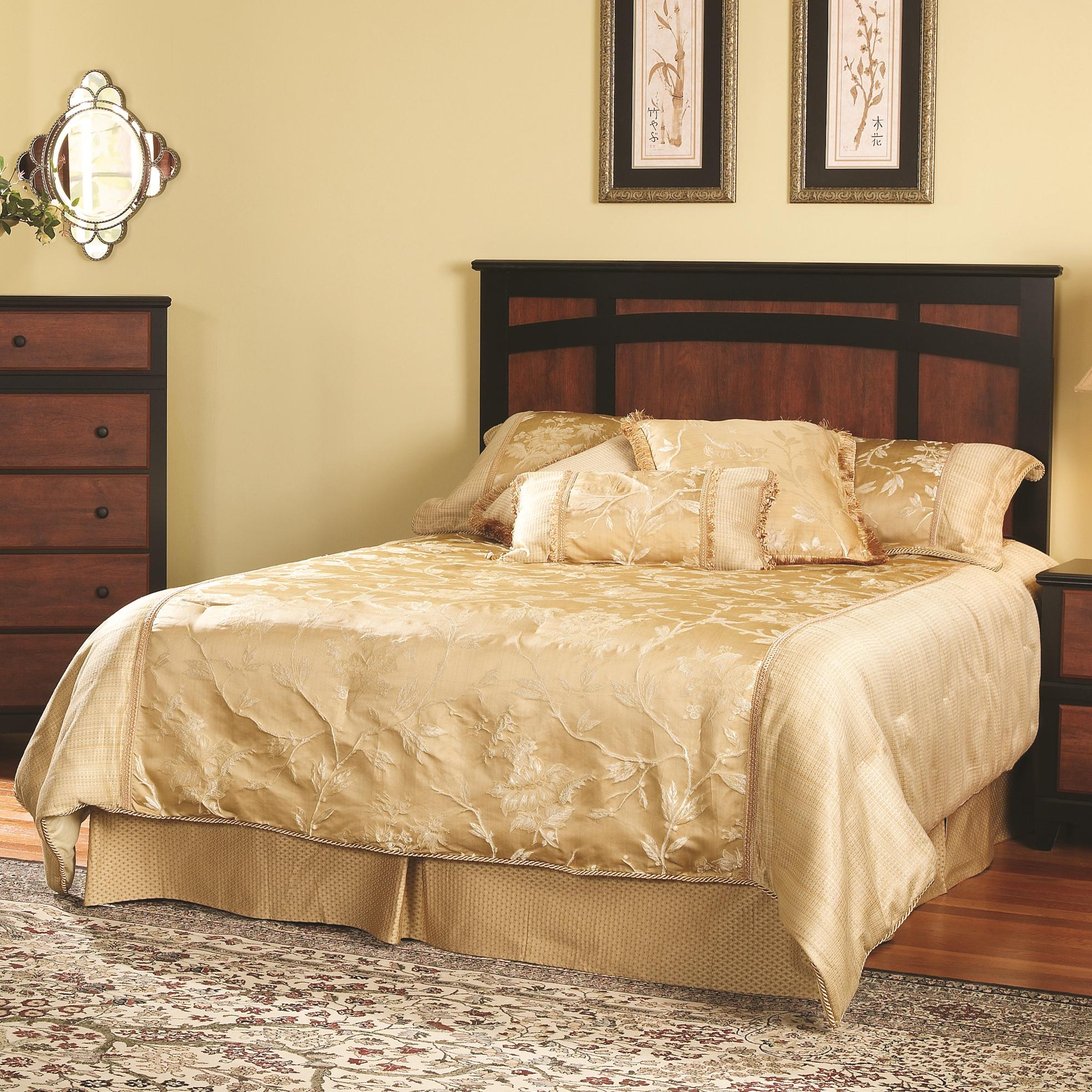 49000 Series King Headboard by Perdue at Del Sol Furniture