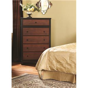 Perdue 49000 Series 5-Drawer Chest