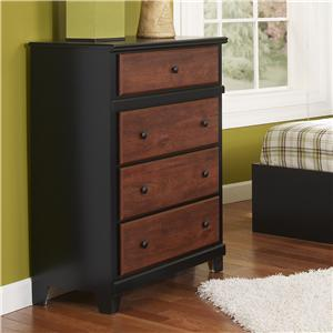 Perdue 49000 Series 4-Drawer Chest