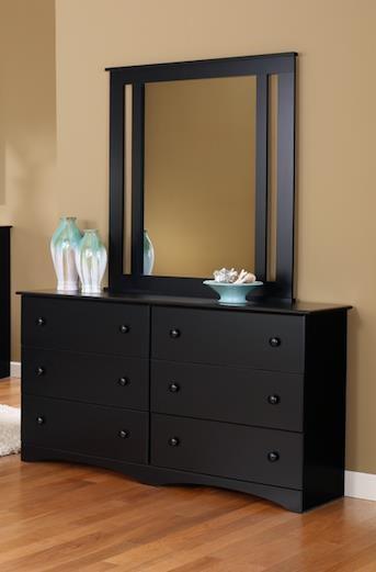 """59"""" Dresser with Mirror"""