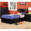 Perdue 5000 Series Twin Mates Storage Bed - Item Number: 5000TWN-STR