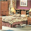 Perdue 54000 Series Queen/Full Bookcase Headboard - Item Number: 54030B