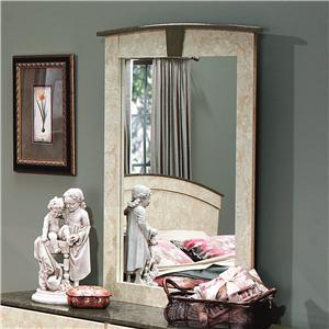 Perdue Sicilian Marble Mirror