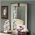 Perdue Sicilian Marble Mirror - Item Number: 6020