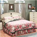 Perdue Sicilian Marble Queen/Full Headboard - Item Number: 6030