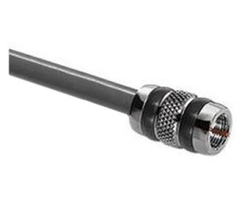 Perfect Path Analog-Digital Audio 8FT RF Coaxial Cable - Item Number: RF-1000-8