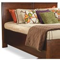 perfectbalance by Durham Furniture Beds Twin Wood Panel Headboard - Item Number: 3000-104H