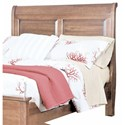 perfectbalance by Durham Furniture Beds Twin Sleigh Headboard - Item Number: 3000-108H