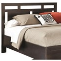 perfectbalance by Durham Furniture Beds Low Profile Double Headboard - Item Number: 3000-110H