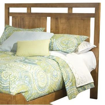High Profile Queen Headboard