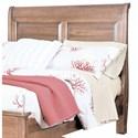 perfectbalance by Durham Furniture Beds Queen Sleigh Headboard - Item Number: 3000-128H