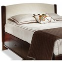 perfectbalance by Durham Furniture Beds King Fabric Panel Headboard - Item Number: 3000-143H
