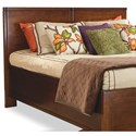 perfectbalance by Durham Furniture Beds King Wood Panel Headboard - Item Number: 3000-144H
