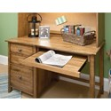 perfectbalance by Durham Furniture Beds Student Desk W/Pull Out Keyboa - Item Number: 3000-213