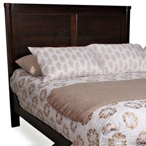 Perfectbalance By Durham Furniture Meridian Twin Panel Headboard