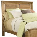perfectbalance by Durham Furniture Millcroft Queen Panel Headboard - Item Number: 3202-124H
