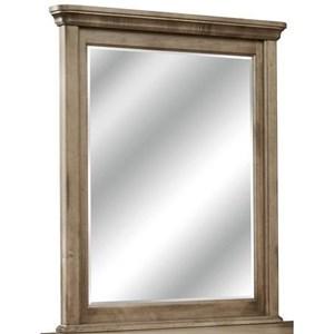 perfectbalance by Durham Furniture Millcroft Vertical Frame Mirror