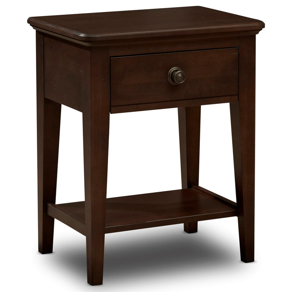 Millcroft Night Table by perfectbalance by Durham Furniture at Stoney Creek Furniture