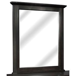 perfectbalance by Durham Furniture Urbane Vertical Frame Mirror
