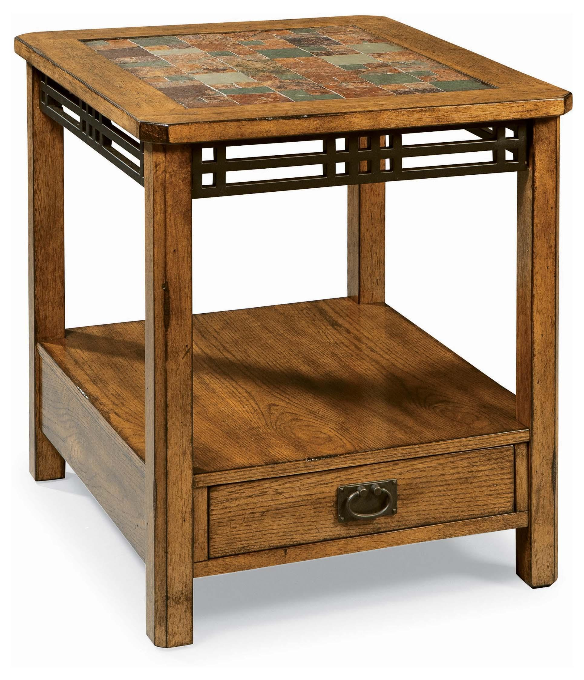 Peters Revington American Craftsman End Table   Item Number: 220822
