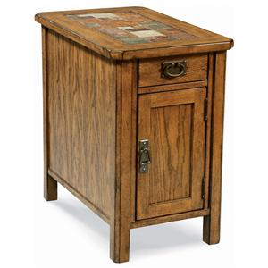 Peters Revington American Craftsman Chairside Cabinet
