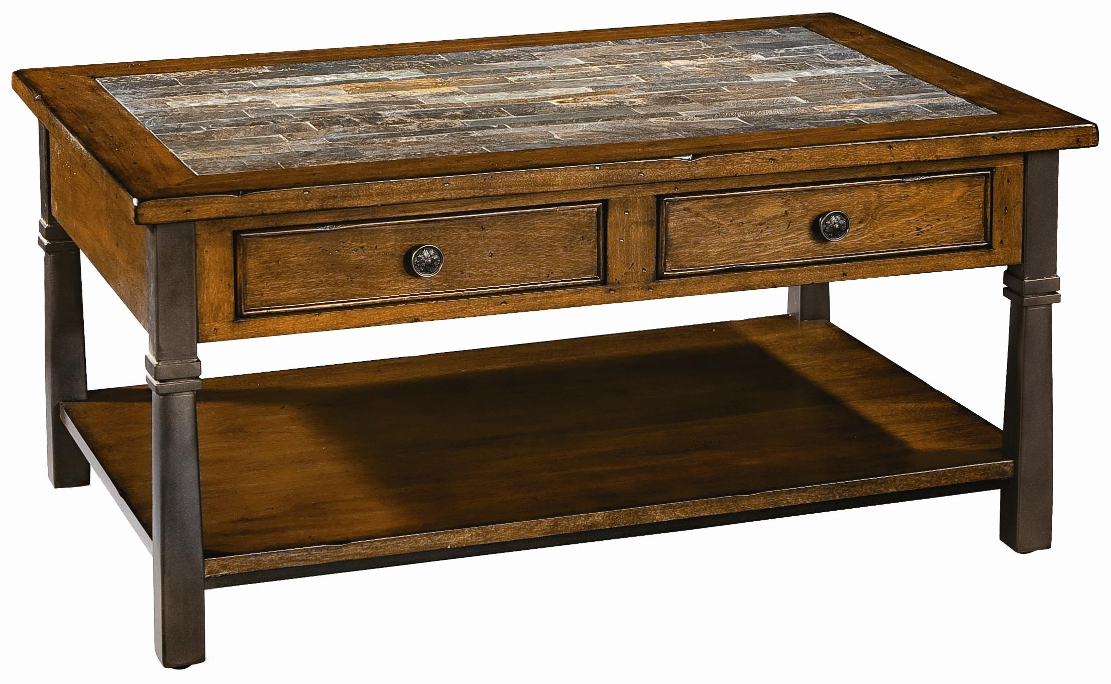 peters revington oslo two drawer condo cocktail table wayside