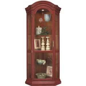 Panorama Corner Display Cabinet
