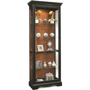 Philip Reinisch ColorTime - Black Ambience Display Cabinet