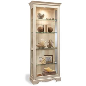 Philip Reinisch ColorTime - White Ambience Display Cabinet