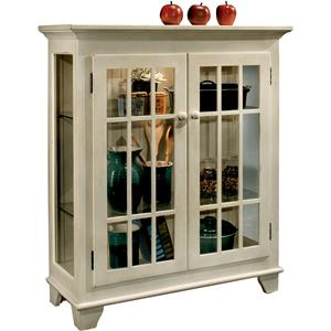 Barlow Two Door Display Console