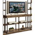 Philip Reinisch Folio Sonoma TV Console - Item Number: 17053+17153