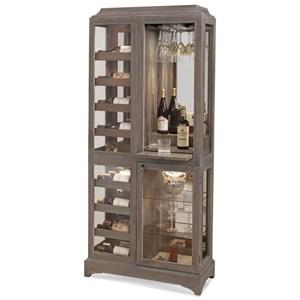 Philip Reinisch Folio Latitude II Beverage Cabinet