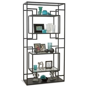 Serpens I Contemporary Etagere