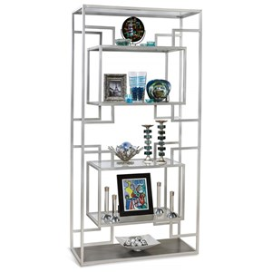 Serpens II Contemporary Etagere