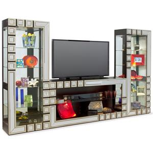 Aries Bunching Entertainment Wall Unit