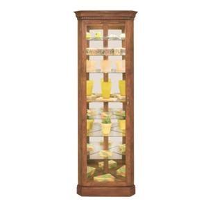 Philip Reinisch Lighthouse Curios Octave Corner Curio Cabinet