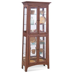Philip Reinisch Power Cabinets Lancaster III Curio Cabinet
